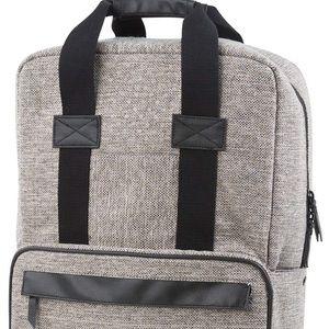 Handbags - Hex Covertible Backpack Grey Dot
